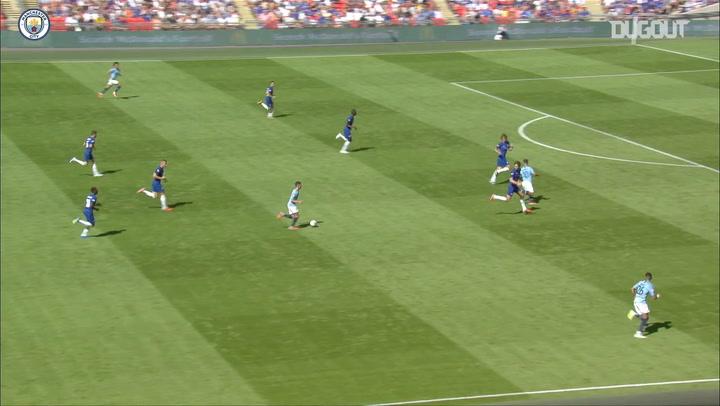 Sergio Agüero's Manchester City Goals vs Chelsea