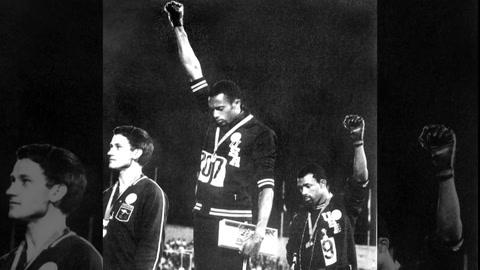 John Carlos: lucha por derechos civiles continúa 50 años después