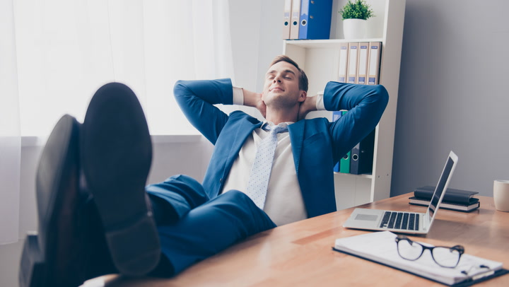 Sleeping on the job and other work habits Americans should consider.