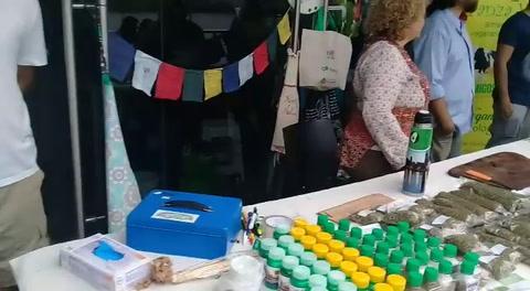 Despierta: las fotos del festival de alimentación consciente en Paraná