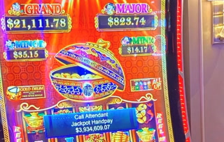 Bellagio slots player wins nearly $4 million – VIDEO