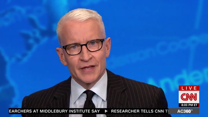 CNN's Cooper: Trump Doesn't Care About the 'Health and Safety' of Kids, Teachers and Parents