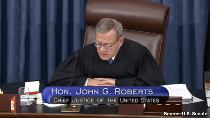 Chief Justice Rebukes Lawyers in Senate Impeachment Trial: Remember Where You Are