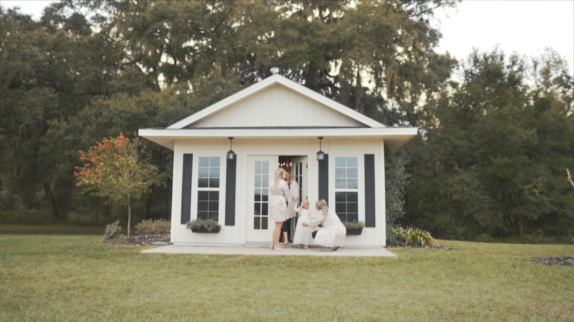 Andrew + Alexandra   Webster, Florida   October Oaks Farm