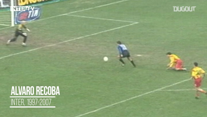 Tricks And Flicks: Alvaro Recoba