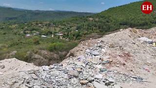 Policía municipal pide a la población usar botaderos de basura autorizados
