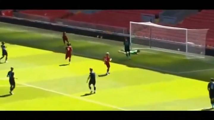 Resumen de Liverpool-Blackburn Rovers (6-0)