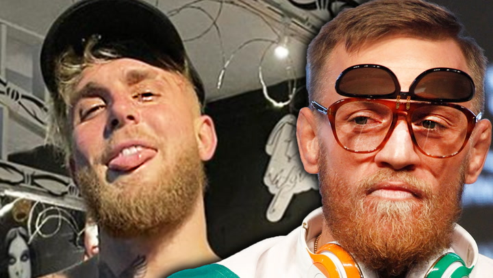 Conor McGregor Reacts To Jake Paul Boxing Match