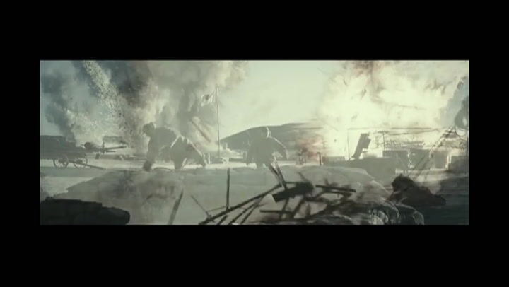 Letters From Iwo Jima - Trailer No. 1