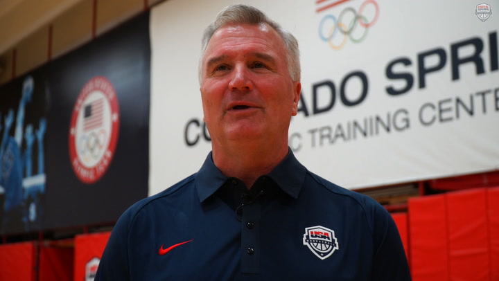 Bruce Weber Speaks About His USA U19 Team