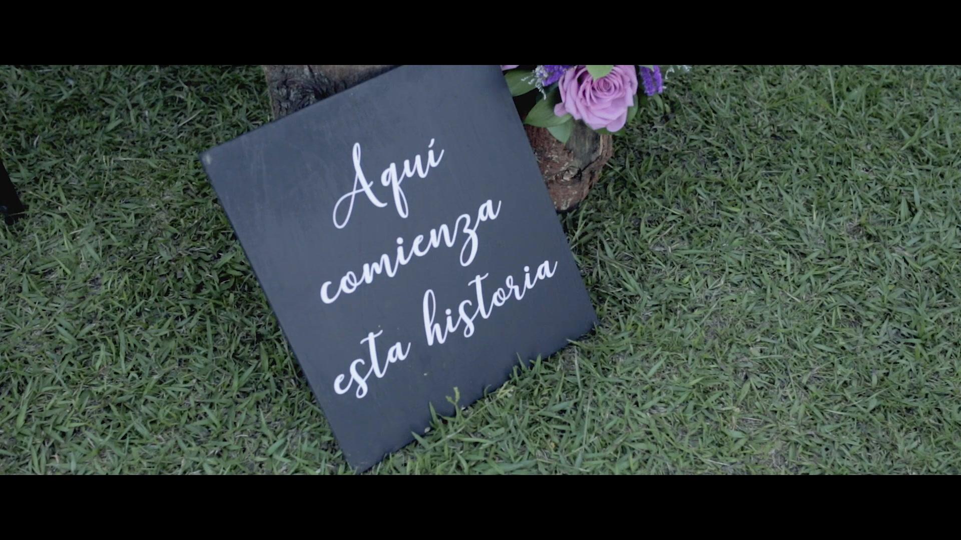 Carolina + Mateo | Rionegro, Colombia | los magnolios