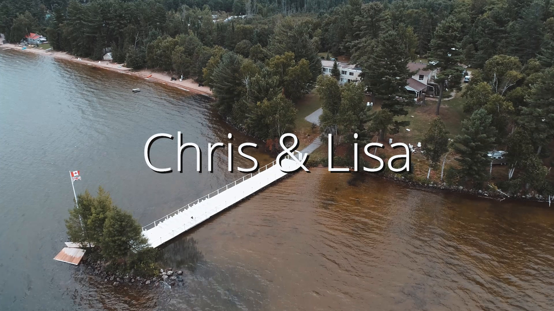 Lisa + Chris | Muskoka, Canada | The Northridge Inn & Spa