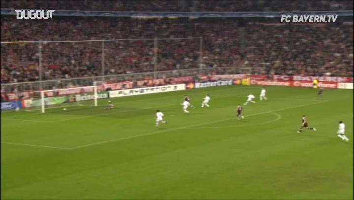 FC Bayern Münih'in Şampiyonlar Ligi'nde Attığı En İyi Goller