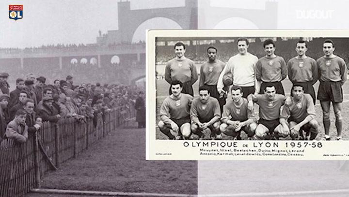 The Jersey: Olympique Lyonnais' Famous Kit