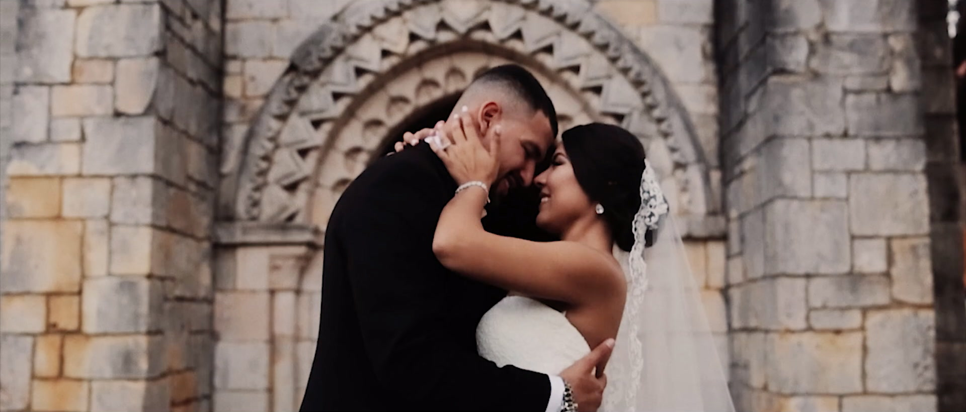 Eric + Valeria | Miami, Florida | The Ancient Spanish Monastery