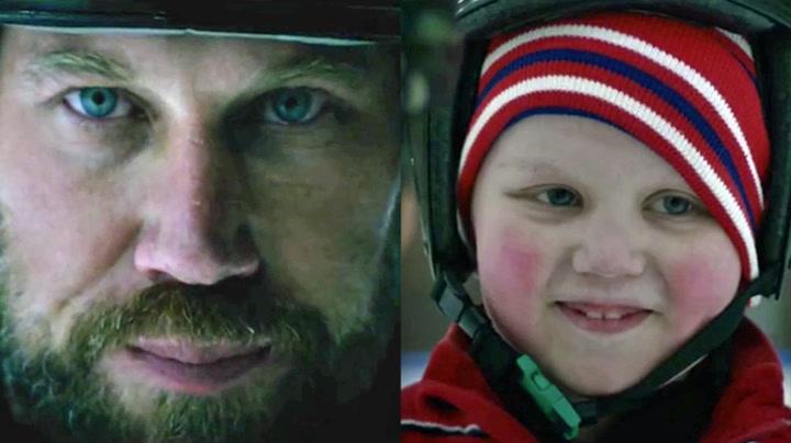 Ishockeylegende: - Mattias (7) er min helt!