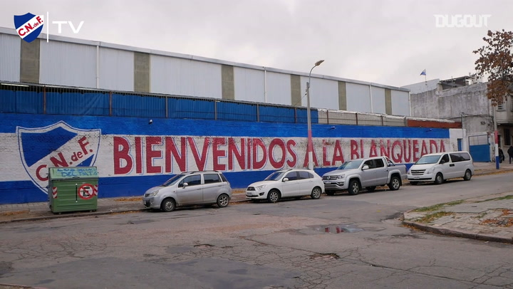 This is La Blanqueada