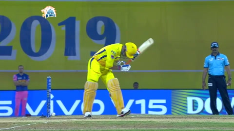 The Dhoni effect: When the bails refused to fall