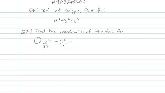 The Hyperbola - Problem 4