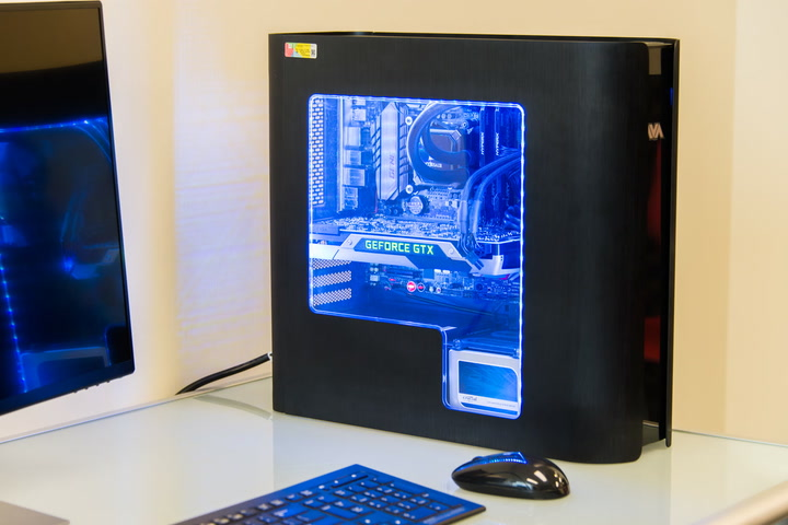 W8lEmuY5 avadirect z170 review custom gaming desktop digital trends  at bayanpartner.co
