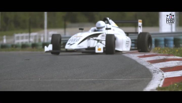 Así es la escuela de pilotos de Jacques Villeneuve