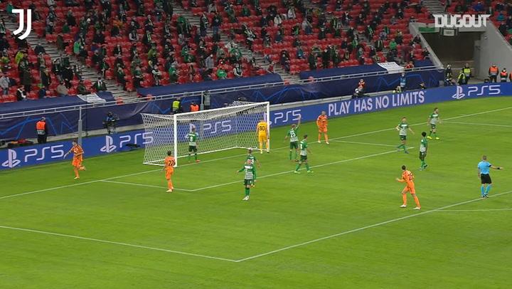 Morata double helps Juventus defeat Ferencvaros - Dugout