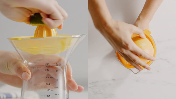 Preview image of OXO Citrus Juicer video
