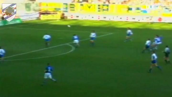 Throwback: Sampdoria Thrash Parma 5-2