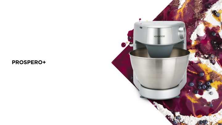 Preview image of Kenwood Prospero Plus Stand Mixer, KHC29 video