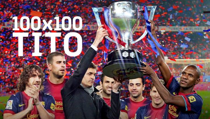 El emotivo documental '100x100 Tito' se estrena el martes 29 en Barça TV y TV3