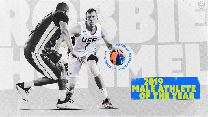 2019 USA Basketball Male Athlete of the Year