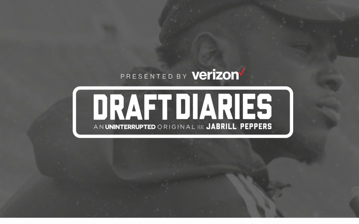Draft Diaries: Jabrill Peppers | Ep. 3