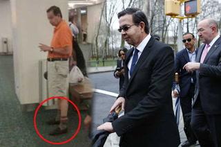 Rafael Callejas murió como un villano, esperando sentencia y con un grillete en el tobillo