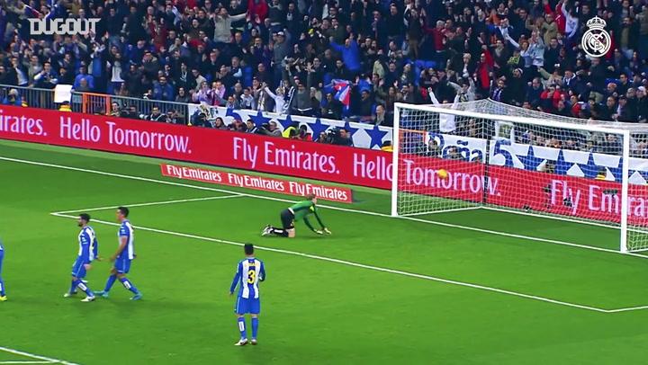Ronaldo's outrageous strike vs Espanyol