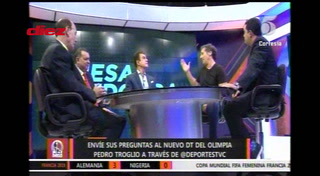 Pedro Troglio sobre el formato de la Liga Nacional: