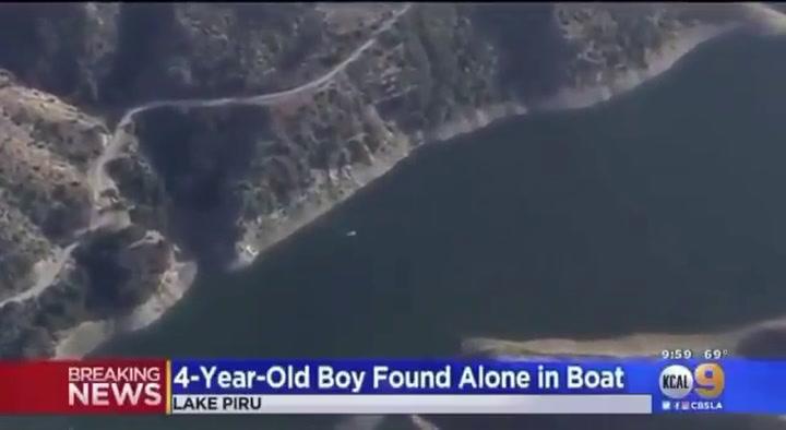 Buscan a la actriz de 'Glee' Naya Rivera, desaparecida tras alquilar un bote con su hijo