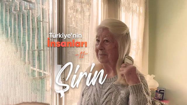 Türkiye'nin İnsanları - Emekli öğretmen Şirin