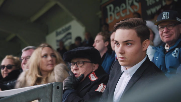World's Youngest Football Boss 109
