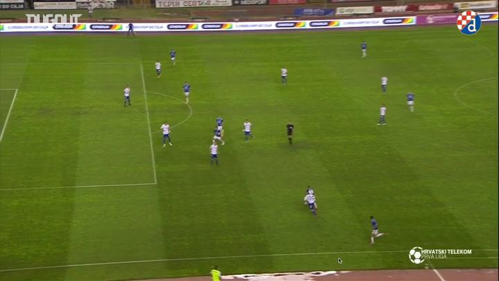 Mislav Oršić's screamer against Hajduk Split