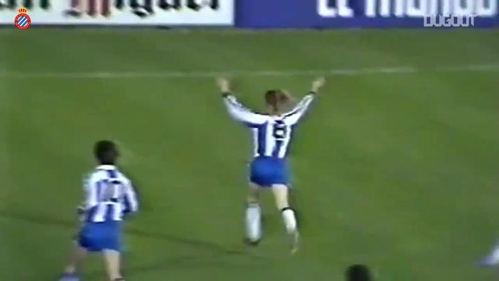 John Lauridsen's best moments for RCD Espanyol
