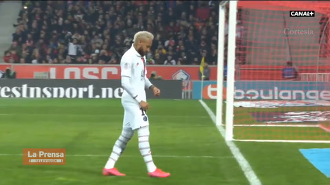 Video: Neymar anota golazo y se lo dedica a Kobe Bryant