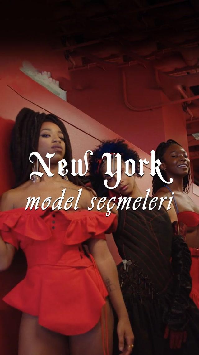 New York tasarımcıları 'gerçek' modellerini arıyor
