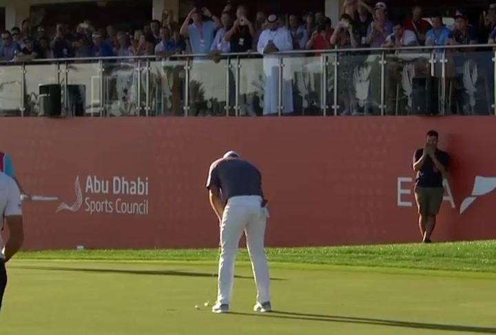 Lee Westwood gana en Abu Dhabi