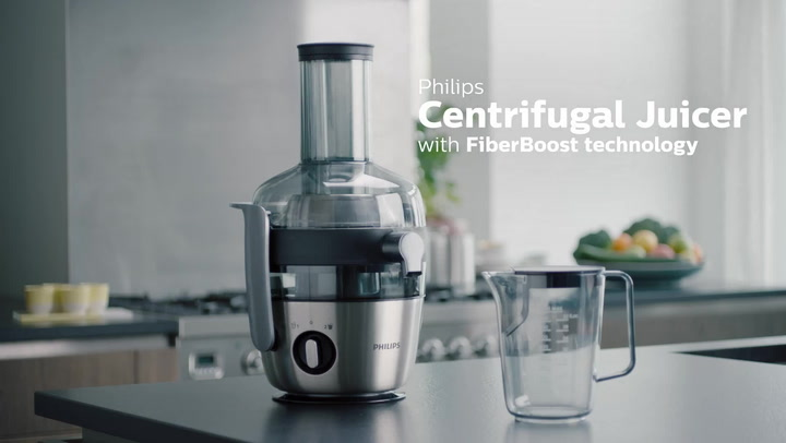 Preview image of Philips Centrifugal Juicer video