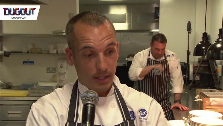 Who is Everton's Ultimate Chef?