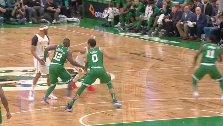 Resumen de la jornada de la NBA del 17 de marzo de 2019