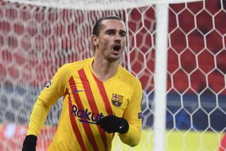 Griezmann marca un golazo de tacón contra el Ferencváros por la Champions