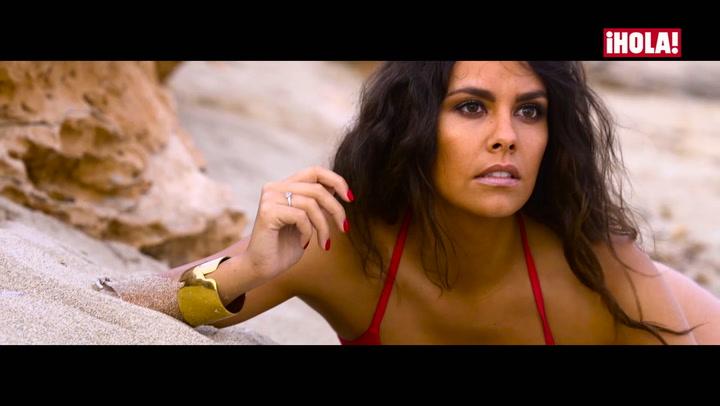 Sin retoques, sin miedo... Al natural: Cristina Pedroche... ¡operación bikini!