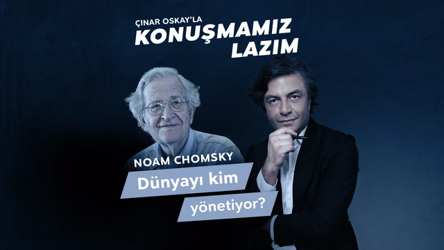 Konuşmamız Lazım - Noam Chomsky