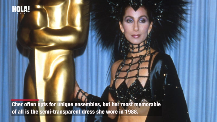 Red carpet rewind: the Oscar\'s most memorable dresses